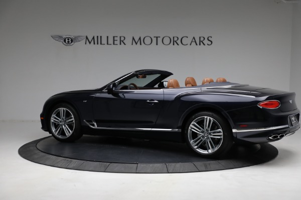 New 2021 Bentley Continental GT V8 for sale Call for price at Aston Martin of Greenwich in Greenwich CT 06830 4