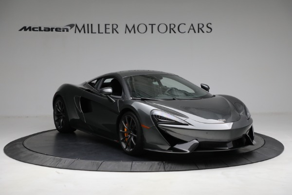 Used 2020 McLaren 570S for sale Sold at Aston Martin of Greenwich in Greenwich CT 06830 11
