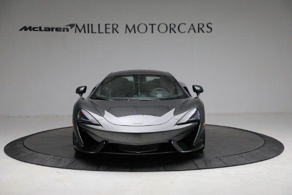Used 2020 McLaren 570S for sale Sold at Aston Martin of Greenwich in Greenwich CT 06830 12