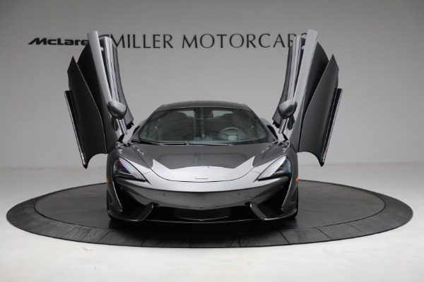 Used 2020 McLaren 570S for sale Sold at Aston Martin of Greenwich in Greenwich CT 06830 13
