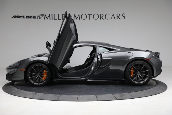 Used 2020 McLaren 570S for sale Sold at Aston Martin of Greenwich in Greenwich CT 06830 14
