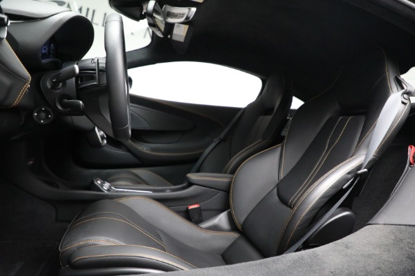 Used 2020 McLaren 570S for sale Sold at Aston Martin of Greenwich in Greenwich CT 06830 19