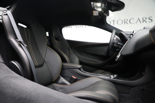Used 2020 McLaren 570S for sale Sold at Aston Martin of Greenwich in Greenwich CT 06830 23