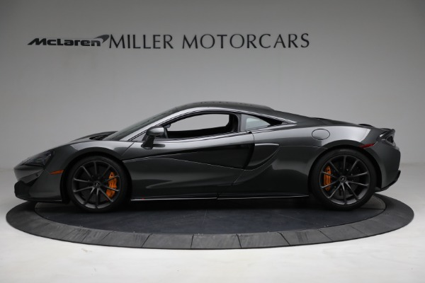 Used 2020 McLaren 570S for sale Sold at Aston Martin of Greenwich in Greenwich CT 06830 3