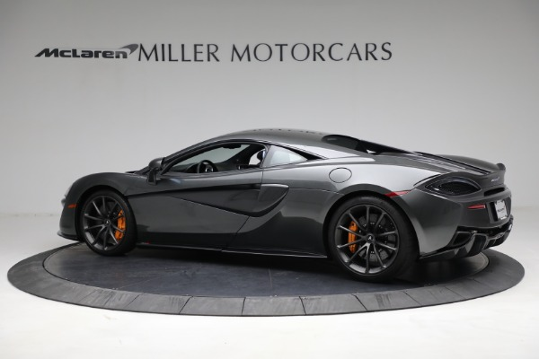 Used 2020 McLaren 570S for sale Sold at Aston Martin of Greenwich in Greenwich CT 06830 4