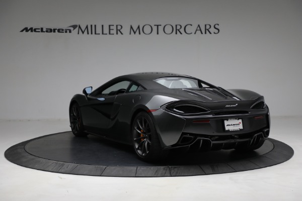 Used 2020 McLaren 570S for sale Sold at Aston Martin of Greenwich in Greenwich CT 06830 5