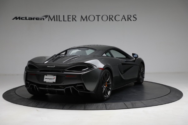 Used 2020 McLaren 570S for sale Sold at Aston Martin of Greenwich in Greenwich CT 06830 7