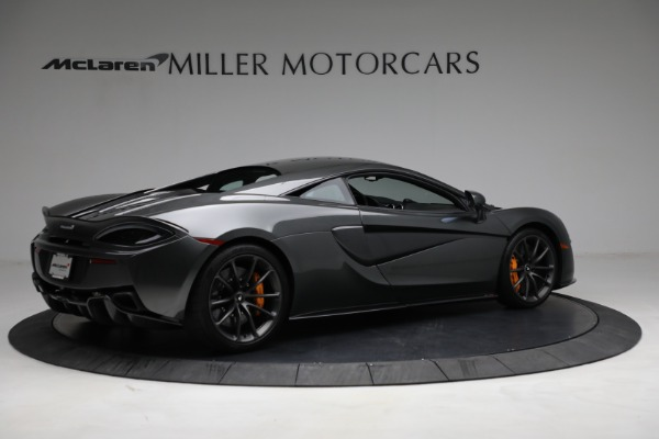 Used 2020 McLaren 570S for sale Sold at Aston Martin of Greenwich in Greenwich CT 06830 8