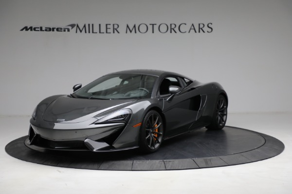 Used 2020 McLaren 570S for sale Sold at Aston Martin of Greenwich in Greenwich CT 06830 1