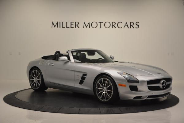 Used 2012 Mercedes Benz SLS AMG for sale Sold at Aston Martin of Greenwich in Greenwich CT 06830 10