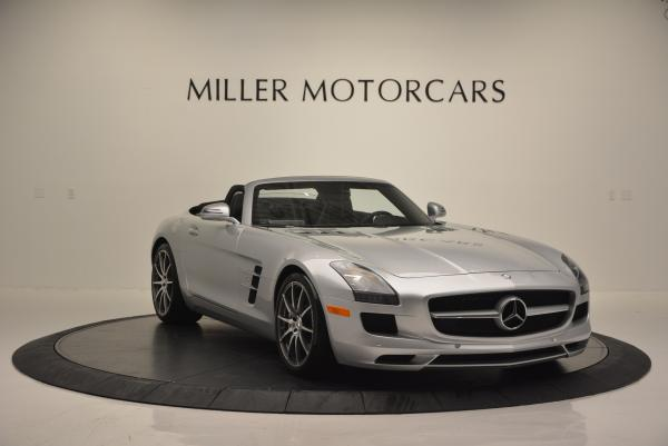 Used 2012 Mercedes Benz SLS AMG for sale Sold at Aston Martin of Greenwich in Greenwich CT 06830 11
