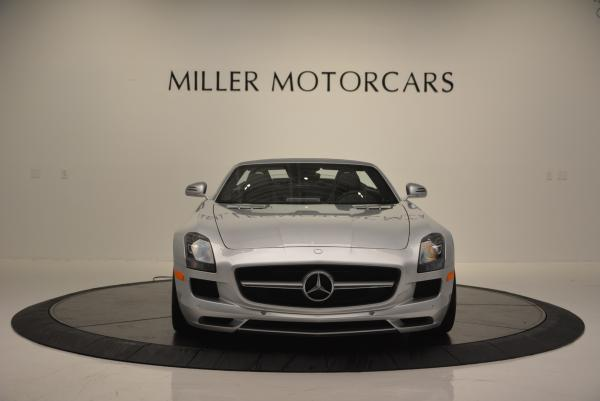 Used 2012 Mercedes Benz SLS AMG for sale Sold at Aston Martin of Greenwich in Greenwich CT 06830 12