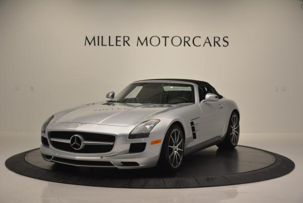 Used 2012 Mercedes Benz SLS AMG for sale Sold at Aston Martin of Greenwich in Greenwich CT 06830 13
