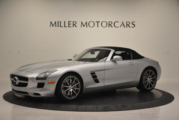 Used 2012 Mercedes Benz SLS AMG for sale Sold at Aston Martin of Greenwich in Greenwich CT 06830 14