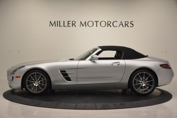 Used 2012 Mercedes Benz SLS AMG for sale Sold at Aston Martin of Greenwich in Greenwich CT 06830 15