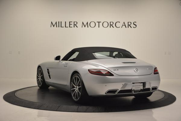 Used 2012 Mercedes Benz SLS AMG for sale Sold at Aston Martin of Greenwich in Greenwich CT 06830 16