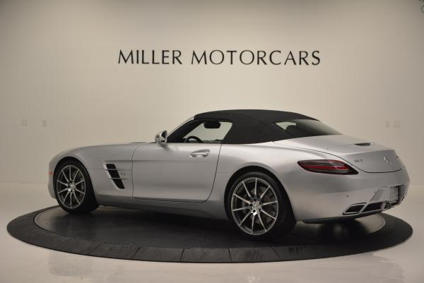 Used 2012 Mercedes Benz SLS AMG for sale Sold at Aston Martin of Greenwich in Greenwich CT 06830 17