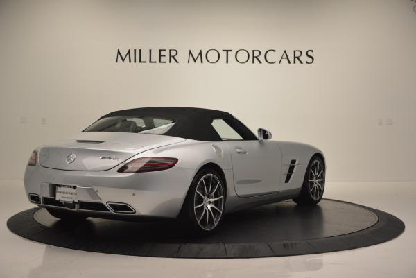 Used 2012 Mercedes Benz SLS AMG for sale Sold at Aston Martin of Greenwich in Greenwich CT 06830 19