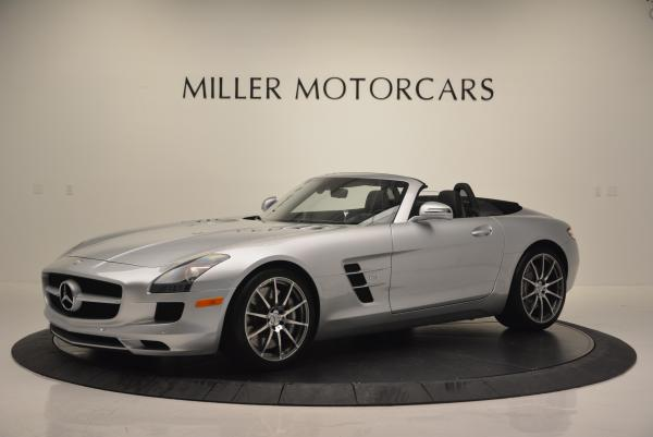 Used 2012 Mercedes Benz SLS AMG for sale Sold at Aston Martin of Greenwich in Greenwich CT 06830 2