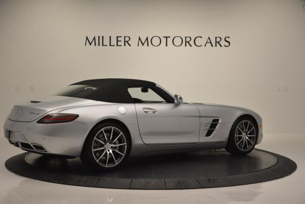 Used 2012 Mercedes Benz SLS AMG for sale Sold at Aston Martin of Greenwich in Greenwich CT 06830 20