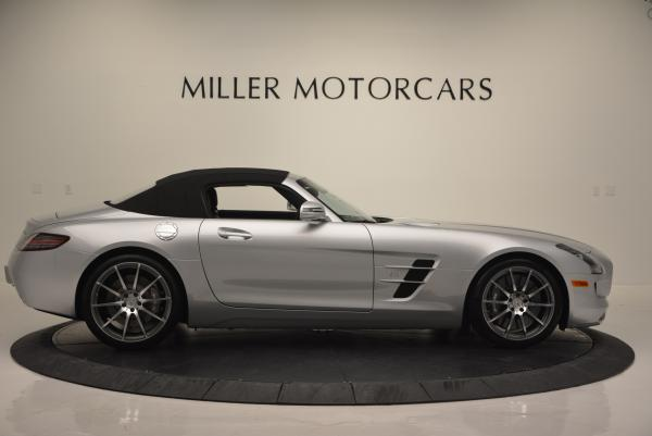 Used 2012 Mercedes Benz SLS AMG for sale Sold at Aston Martin of Greenwich in Greenwich CT 06830 21