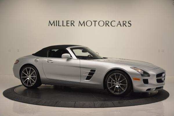 Used 2012 Mercedes Benz SLS AMG for sale Sold at Aston Martin of Greenwich in Greenwich CT 06830 22