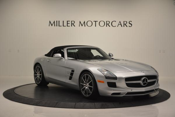 Used 2012 Mercedes Benz SLS AMG for sale Sold at Aston Martin of Greenwich in Greenwich CT 06830 23