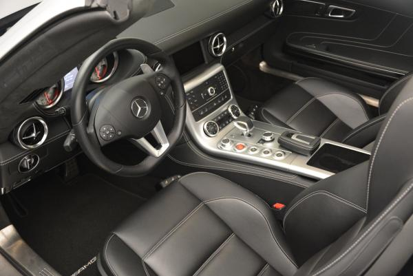 Used 2012 Mercedes Benz SLS AMG for sale Sold at Aston Martin of Greenwich in Greenwich CT 06830 24