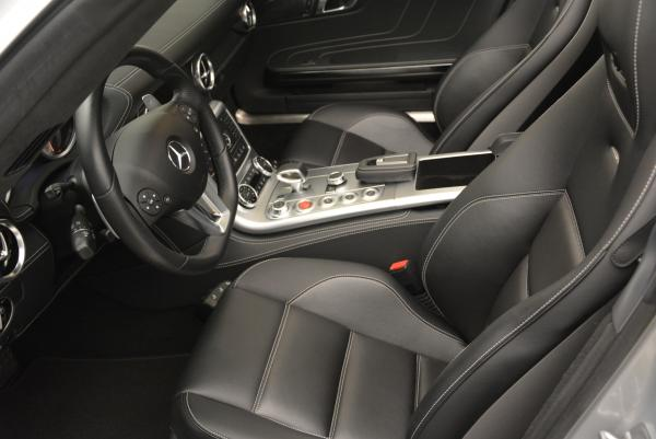 Used 2012 Mercedes Benz SLS AMG for sale Sold at Aston Martin of Greenwich in Greenwich CT 06830 25