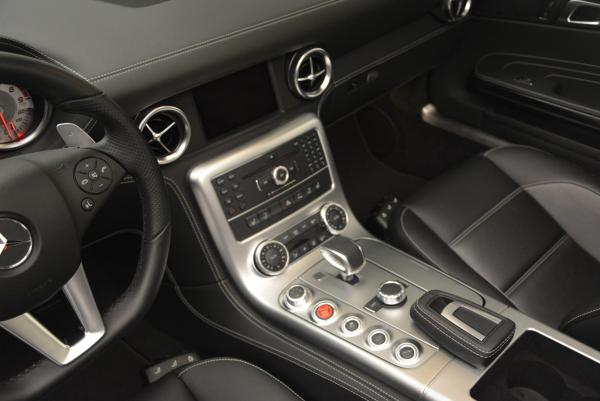 Used 2012 Mercedes Benz SLS AMG for sale Sold at Aston Martin of Greenwich in Greenwich CT 06830 27