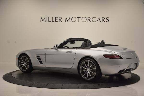 Used 2012 Mercedes Benz SLS AMG for sale Sold at Aston Martin of Greenwich in Greenwich CT 06830 4