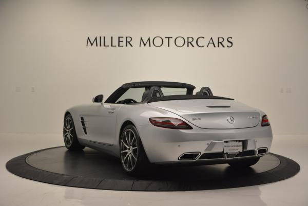 Used 2012 Mercedes Benz SLS AMG for sale Sold at Aston Martin of Greenwich in Greenwich CT 06830 5