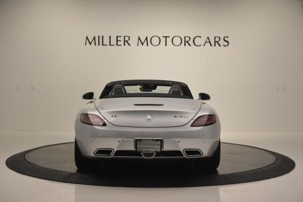 Used 2012 Mercedes Benz SLS AMG for sale Sold at Aston Martin of Greenwich in Greenwich CT 06830 6