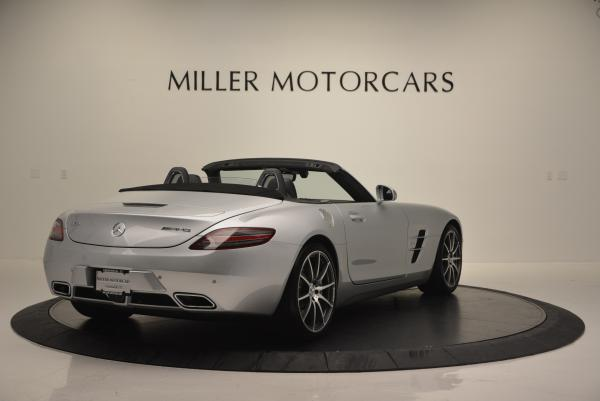 Used 2012 Mercedes Benz SLS AMG for sale Sold at Aston Martin of Greenwich in Greenwich CT 06830 7
