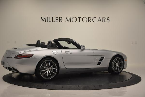 Used 2012 Mercedes Benz SLS AMG for sale Sold at Aston Martin of Greenwich in Greenwich CT 06830 8