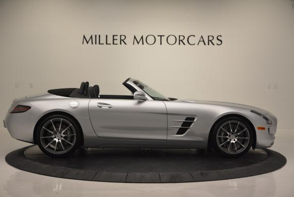 Used 2012 Mercedes Benz SLS AMG for sale Sold at Aston Martin of Greenwich in Greenwich CT 06830 9