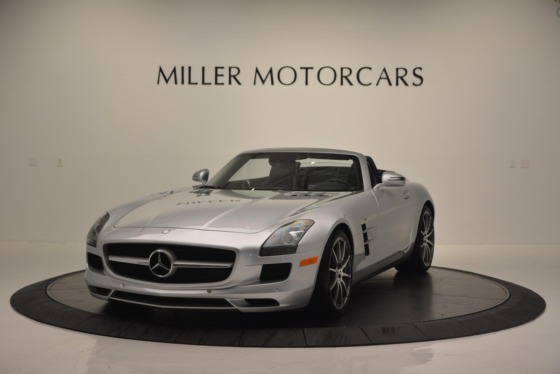 Used 2012 Mercedes Benz SLS AMG for sale Sold at Aston Martin of Greenwich in Greenwich CT 06830 1