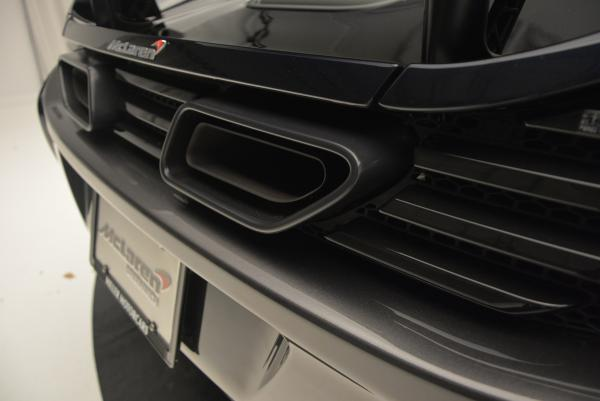 Used 2015 McLaren 650S Spider for sale Sold at Aston Martin of Greenwich in Greenwich CT 06830 24