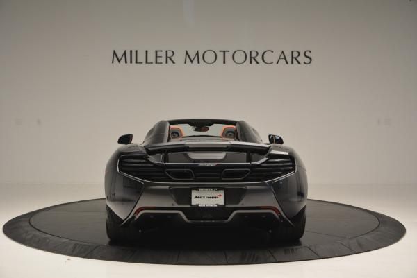 Used 2015 McLaren 650S Spider for sale Sold at Aston Martin of Greenwich in Greenwich CT 06830 6