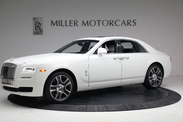 Used 2017 Rolls-Royce Ghost for sale $219,900 at Aston Martin of Greenwich in Greenwich CT 06830 2