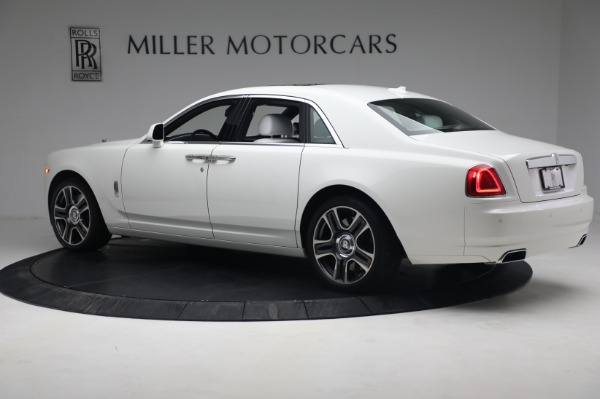 Used 2017 Rolls-Royce Ghost for sale $219,900 at Aston Martin of Greenwich in Greenwich CT 06830 4