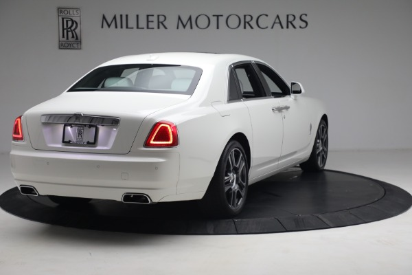Used 2017 Rolls-Royce Ghost for sale $219,900 at Aston Martin of Greenwich in Greenwich CT 06830 6