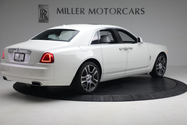 Used 2017 Rolls-Royce Ghost for sale $219,900 at Aston Martin of Greenwich in Greenwich CT 06830 7