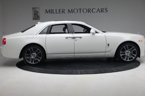Used 2017 Rolls-Royce Ghost for sale $219,900 at Aston Martin of Greenwich in Greenwich CT 06830 8