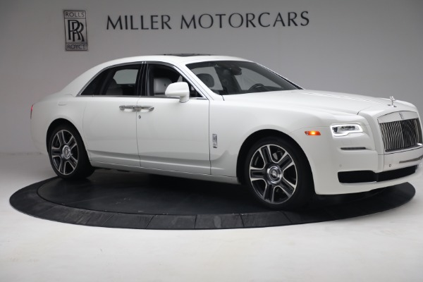 Used 2017 Rolls-Royce Ghost for sale $219,900 at Aston Martin of Greenwich in Greenwich CT 06830 9
