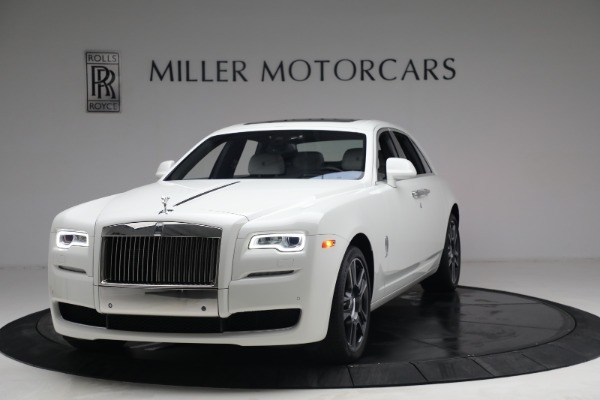 Used 2017 Rolls-Royce Ghost for sale $219,900 at Aston Martin of Greenwich in Greenwich CT 06830 1