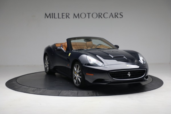 Used 2010 Ferrari California for sale Sold at Aston Martin of Greenwich in Greenwich CT 06830 11