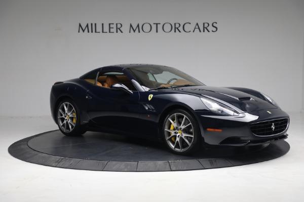 Used 2010 Ferrari California for sale Sold at Aston Martin of Greenwich in Greenwich CT 06830 16