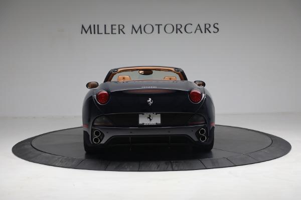 Used 2010 Ferrari California for sale Sold at Aston Martin of Greenwich in Greenwich CT 06830 6