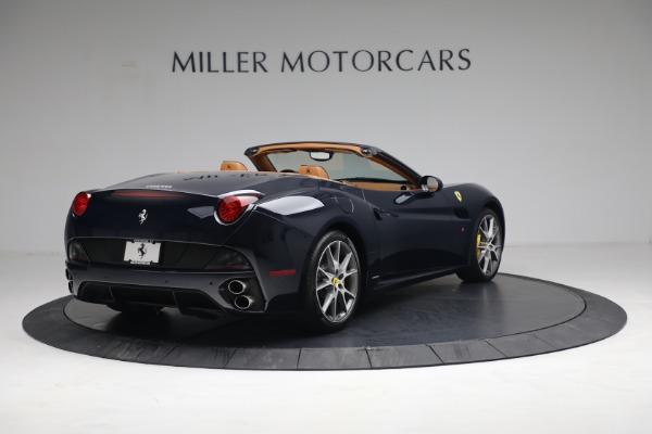 Used 2010 Ferrari California for sale Sold at Aston Martin of Greenwich in Greenwich CT 06830 7